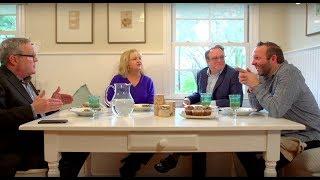 Comic Grief ft. Chonda Pierce & Ken Davis | Dinner Conversations