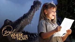 Teaser: 8-Year-Old Bindi Irwin Wanted To Deliver Her Father's Eulogy | Where Are They Now | OWN