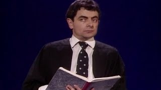 Rowan Atkinson Live - Dirty Names