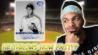 FACING HAL NEWHOUSER FOR THE FIRST TIME IN RANKED SEASONS! HE THROWS HOW FAST? MLB The Show 20