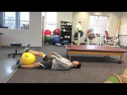 殿筋・腸腰筋周りの筋肉の動きを改善する、パターンエクササイズ①