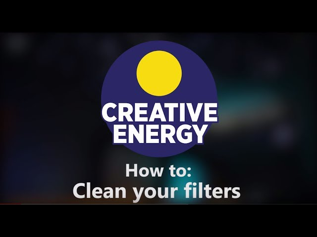 How To Clean Your Hot Tub Filters - Creative Energy