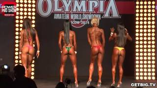 preview picture of video 'IFBB Amateur Olympia Moscow & Russian Bikini Pro - 2014'