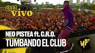 Neo Pistea Ft. C.R.O.   Tumbando El Club