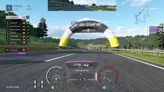 Gran Turismo™SPORT Alsace village online racing