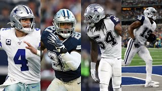 Dallas Cowboys   2019 Season Highlights ᴴᴰ