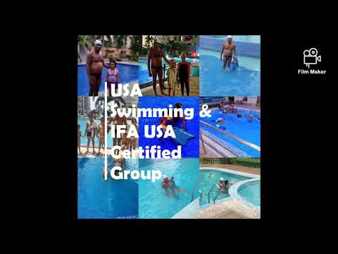 Swimming Lesson Video