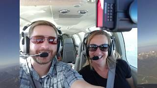 Flight to Steamboat Springs