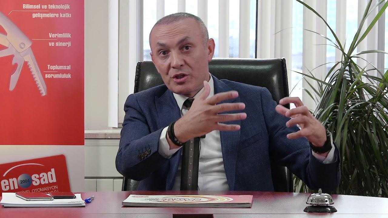 Dr. Hüseyin HALICI - ENOSAD Başkanı