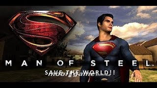 Man of Steel [Человек из стали] game for Android