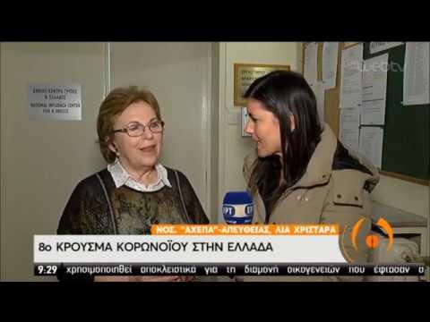 Η ΕΡΤ στο κέντρο αναφοράς κορονοϊού του ΑΠΘ | 04/03/2020 | ΕΡΤ