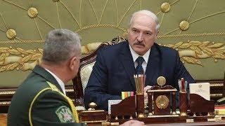 Лукашенко потребовал навести железный порядок в Госинспекции охраны животного и растительного мира