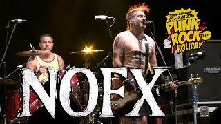 NOFX [Full SET] x25 @ Punk Rock Holiday (10/08/2016) Tolmin, Slovenia