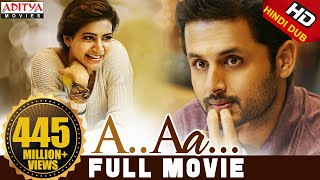 A Aa New Hindi Dubbed Full Movie | Nithiin, Samantha | Trivikram - Download this Video in MP3, M4A, WEBM, MP4, 3GP