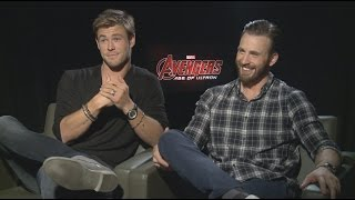 Chris Hemsworth Reveals the 3 Marvel Movies Left on His Contract