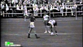 Чемпионат Мира 1958. СССР - Англия. 2-й тайм