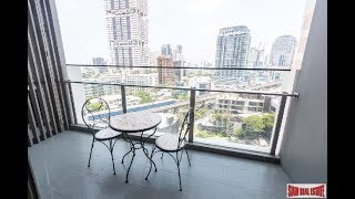 Bright and Modern One Bedroom Condo with City Views in Thong Lo