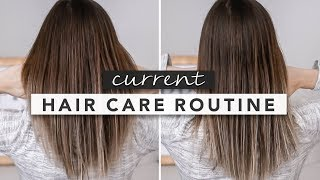 Current Hair Care Routine for Fine and Thin Hair | by Erin Elizabeth