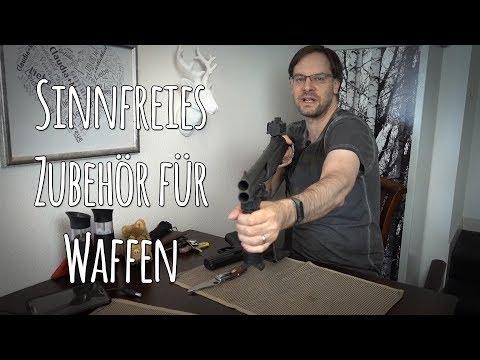 5 total bescheuerte Zubehörteile für Waffen - Let's Shoot #108