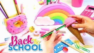 DIY School Supplies for Back to School 2017! Isa