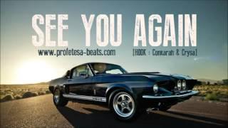 Beautiful Guitar Rap Beat Instrumental w/ HOOK ''See You Again'' (prod. Profetesa)