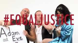 #EQUALJUSTICE Blurred Lines/Get Lucky Marriage Equality Parody Mashup