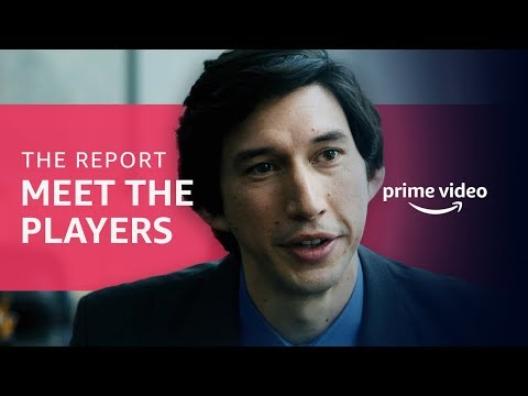 The Report Character Intros | Prime Video