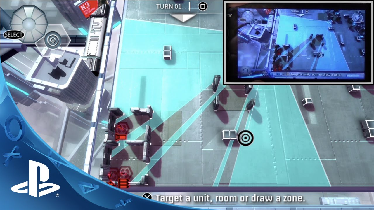Frozen Synapse Prime Hits PS Vita Today, New Tips Trailer