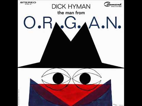 Dick Hyman - The 3rd Man Theme & 'Danger' Theme [remastered]