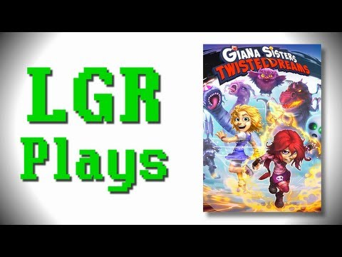 Steam Community Video Lgr Plays Giana Sisters Twisted Dreams