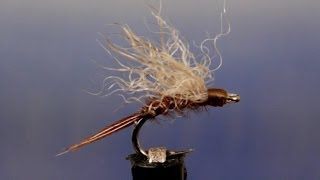 Simple Snowshoe Emerger