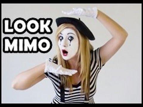 MAQUILLAJE DE MIMO | Como maquillarse en Carnaval
