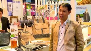 ข่าวเที่ยง NBT ผลิตภัณฑ์จากใบตองตึง หนึ่งเดียวในไทย