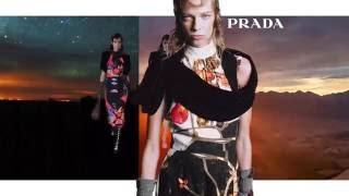 Prada Fall Winter 2016 Advertising Campaign