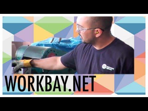 Workbay Talks To Sheet Metal Worker Pedram Bastan