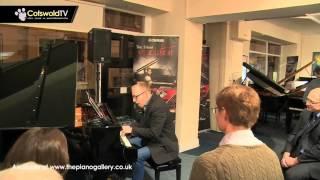 Yamaha Silent Pianos with Bert Smorenburg