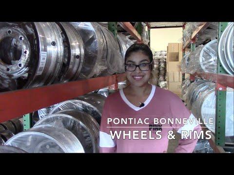 Factory Original Pontiac Bonneville Wheels & Pontiac Bonneville Rims – OriginalWheels.com