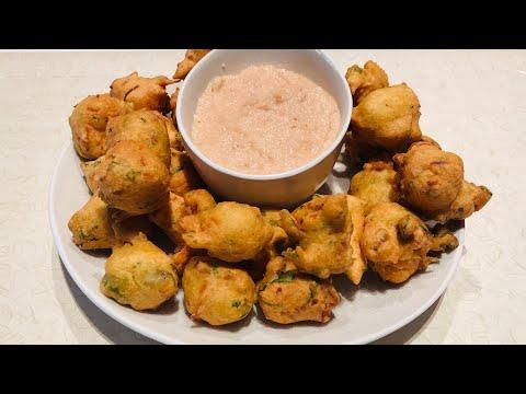 Bajia za dengu in english | Swahili pakora | Pakora recipe | Bajia recipe.