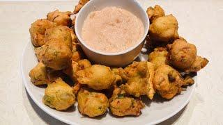 Bajia za dengu in english   Swahili pakora   Pakora recipe   Bajia recipe.