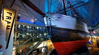 Museo Polar Ship, Norway