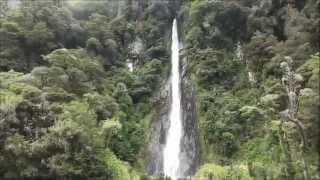 Sydøen New Zealand - Den Sydvestlige Del