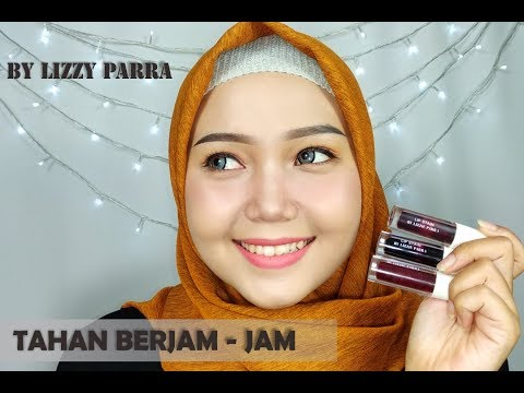 REVIEW AND SWATCHES BLP Beauty LIP STAIN BY LIZZIE PARRA  | LIP TINT LOKAL TERBAIK