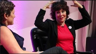 Ruby Wax OBE talking mental health | Q&A