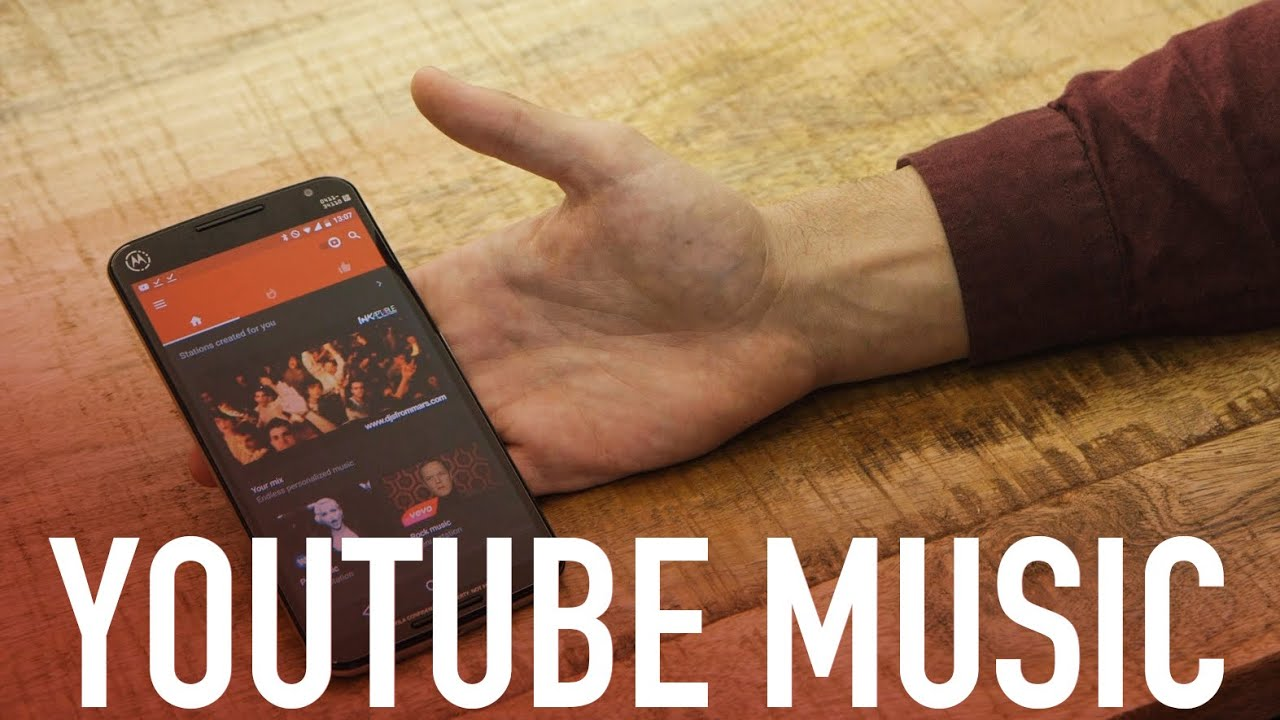YouTube Music exclusive first hands-on thumbnail