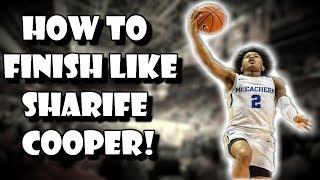 Sharife Cooper FINISHING Breakdown | Must Watch For Small Guards!