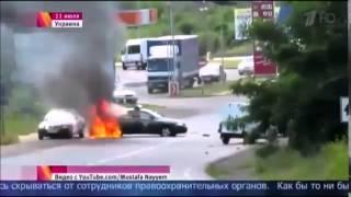 Как одно и то же событие (возведение Венгрией стены) комментируют Euronews и первый канал