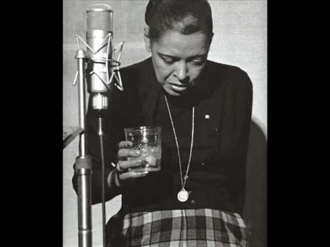 """Billie Holiday """"One for my Baby (and one more for the road)"""""""