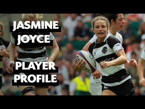 Jasmine Joyce | From Wales to Barbarians