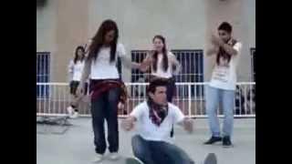 کلیپ رقص در دانشگاه