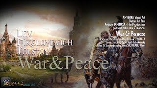 ANVERRA - WAR &  PEACE - Lev Nikolayevich TOLSTOY